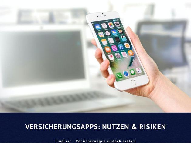 Versicherungs-Apps, digitaler Versicherungsordner, mobiler Versicherungsordner, Digitalisierung