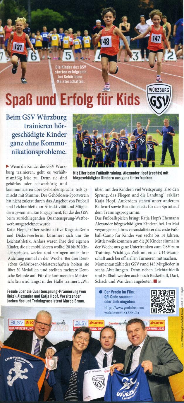 Quelle: Glücksblatt - Das kostenlose Magazin Ihrer LOTTO-Annahmestelle Nr. 13 vom 26.03.2019