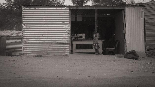 township katutura windoek namibia 2015