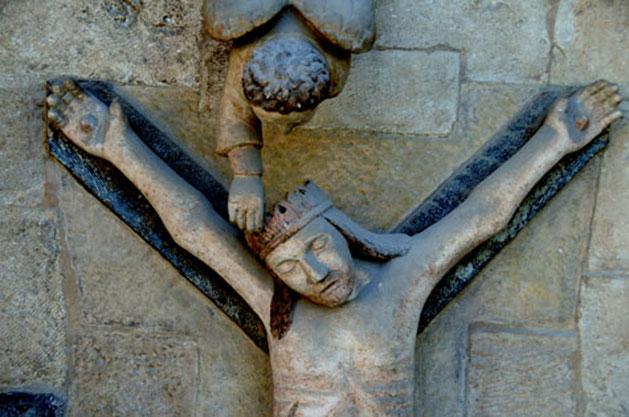 Cristo crocifisso [foto F. Valente]