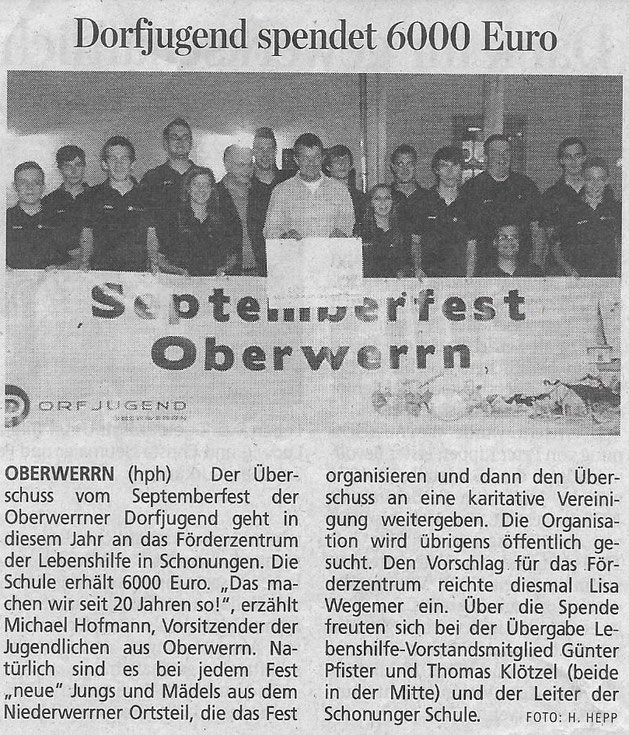29.10.2012 Schweinfurter Tagblatt