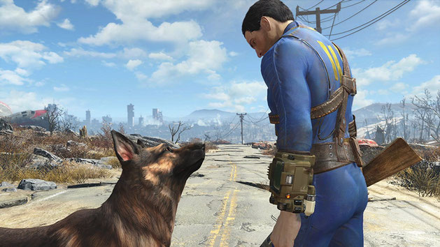 Beste Xbox One Spiele: Fallout 4