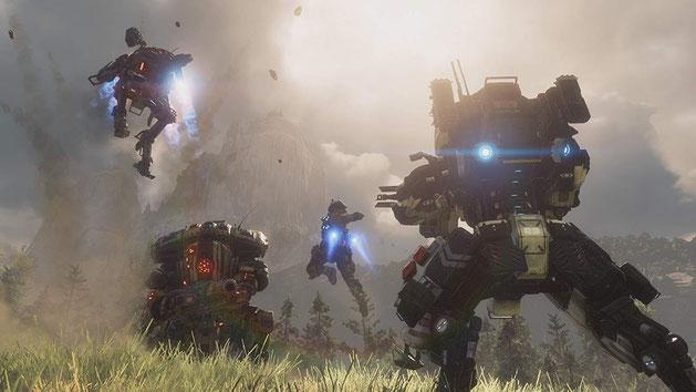 Online Spiele: Titanfall 2