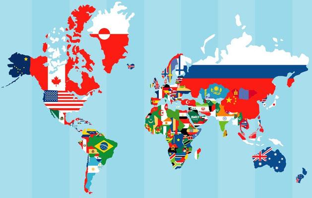 DXN, esta Presente en mas de 180 Países y en todos ellos podrás comprar los productos Orgánicos y Saludables de Nuestra Compañía, con el mismo código que adquirió en su país.