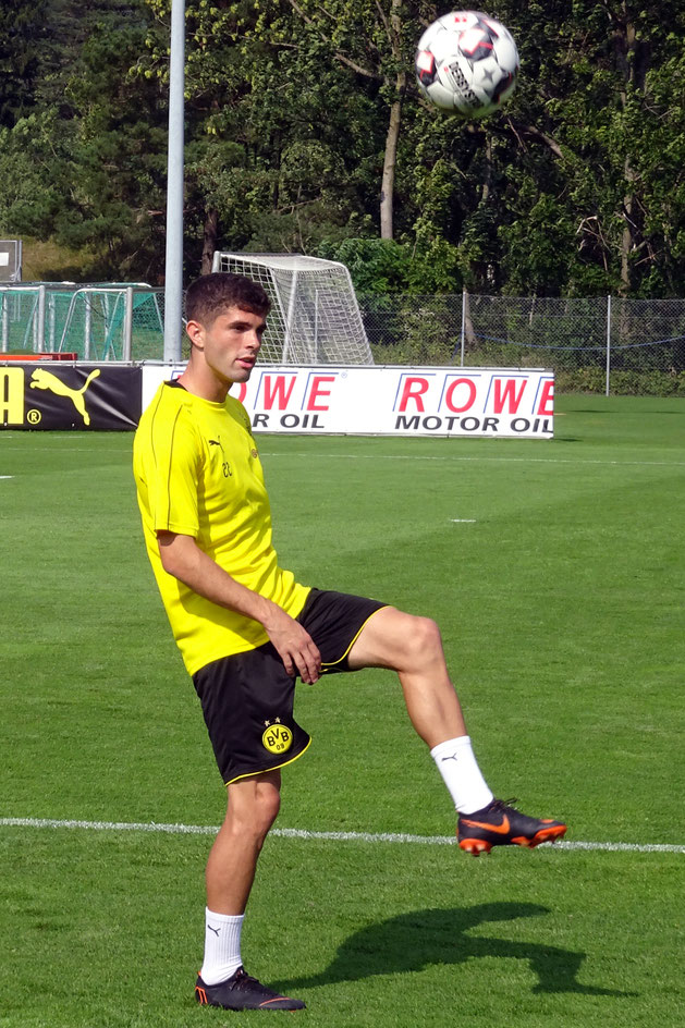 Photo Christian Pulisic Pic