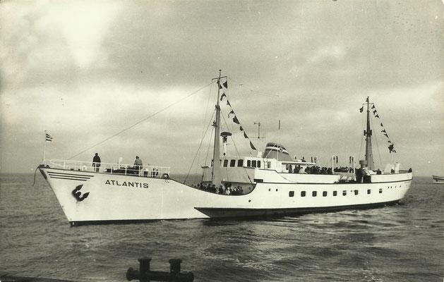 Atlantis Passagierschiff