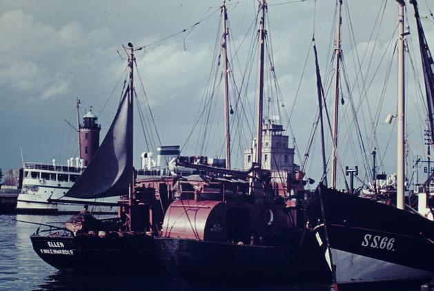 Alter Hafen Cuxhaven