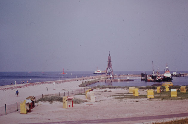 Kugelbakehafen Cuxhaven