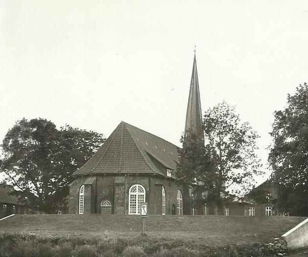 Oberndorf Oste Kirche
