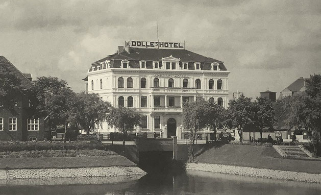 Dölle´s Hotel Schleusenpriel Cuxhaven