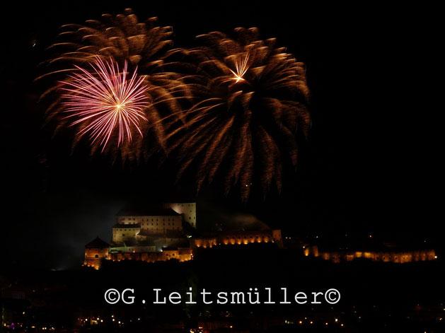 Sylvestervorfeier in Kufstein