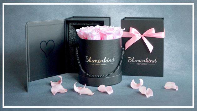 Die Blumenkind Geschenkbox