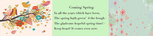 Spring is comming!