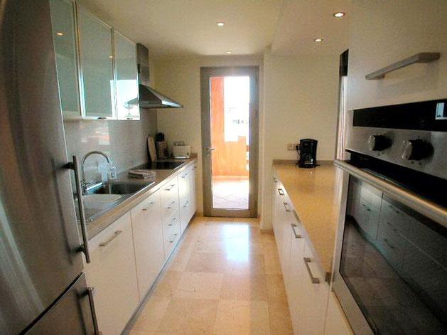 Küche innen