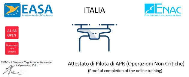 Riprese video con Drone a Pavia - Lodi - Alessandria - Vigevano - Voghera - Mede - Garlasco.