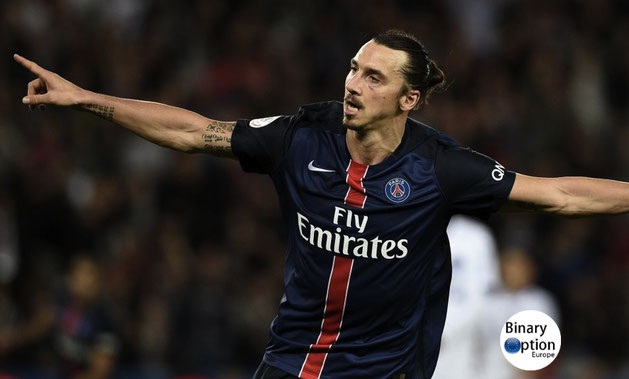 optionweb Zlatan Ibrahimovic dice addio al Paris Saint Germain