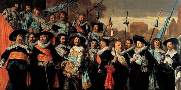 Sint Jorisschutterij van Frans Hals