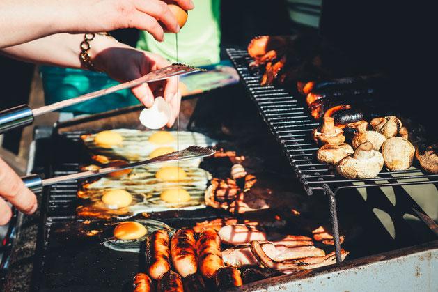 Foodblog   Lowcarb   BBQ   Beilagen vom Grill