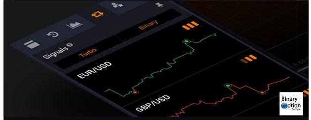 IQOPTION segnali affidabili e sicuri per opzioni binarie