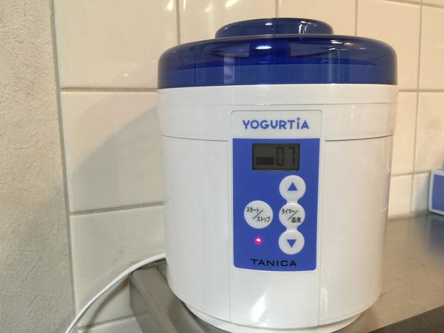 ガーデンドクター柴ちゃん!ヨーグルティアYM−1200を購入してヨーグルト作りに挑戦!!!
