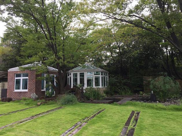 日本でもグラスハウスは購入できます!