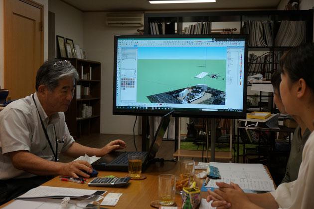 柴垣グリーンテックの社長が大好きなCADは元々Googleが無料で配布していたスケッチアップ