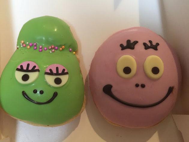 柴ちゃんの大好きなドーナッツが素敵な姿に!!!