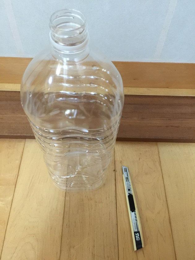思いついたので新しい蚊取りペットボトルを試作してみた