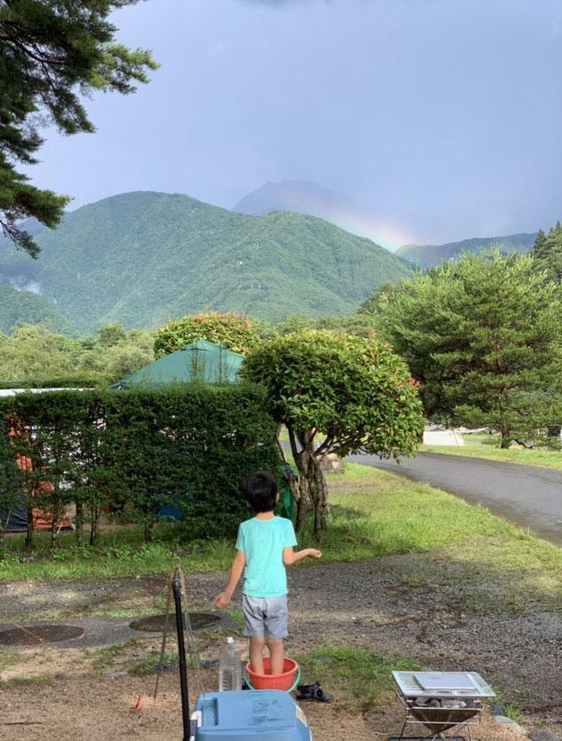 奥飛騨へキャンプに行ってきました!