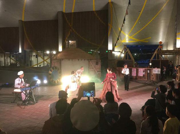音楽とダンスで素敵な空間を演出!