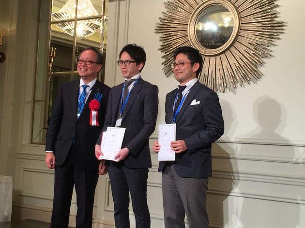 YKKエクステリアスタイルフォトコンテスト2018。柴ちゃん今年は銀賞を受賞させて頂きました!