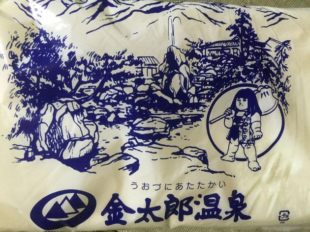 宿泊は金太郎温泉!