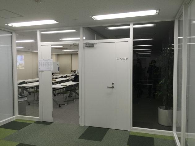 こちらが教室です。ふたつもあるの?