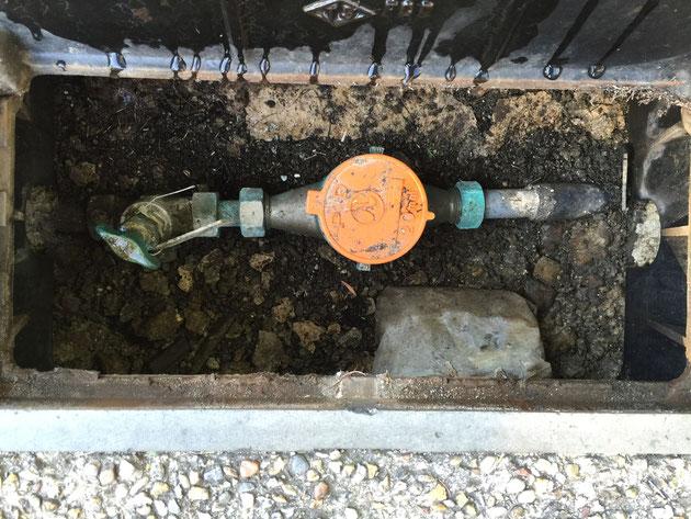 マイナス5度の世界は毎日お世話になっている水道メーターも凍ってしまう?