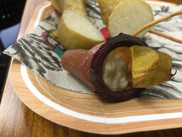 食虫植物のウツボカズラでご飯を炊く!衝撃のウツボカズラご飯!