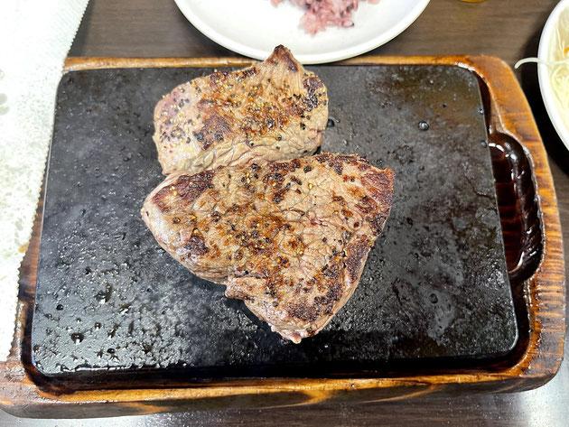 ステーキ食べたいならやっぱりステーキ!最高!!!