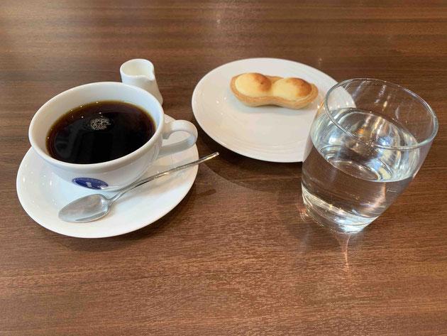 コーヒーとフランスタルト!最強の組み合わせ!