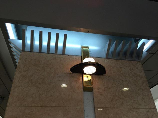 オリジナル照明その4 ジオング
