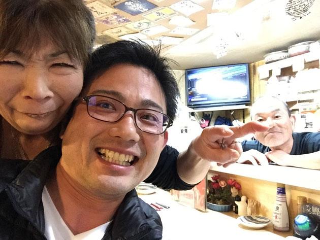 大将とママとガーデンドクター柴ちゃん。素敵な時間をありがとうございました!!!