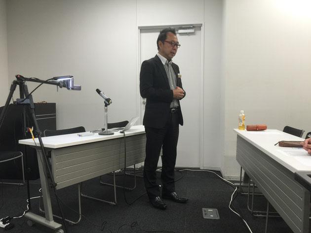 JEXAの代表をされている古橋先生。E&Gアカデミー東京校の校長先生もされています!