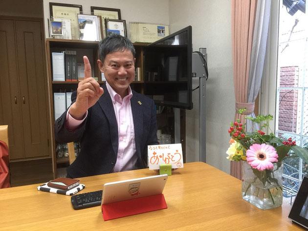 佐藤先生が!ついに柴垣グリーンテックへ!嬉しい!!!