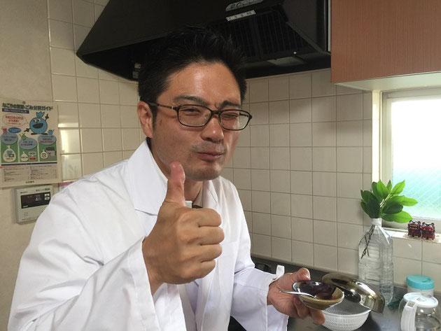 桑の実ジャム美味い!!!