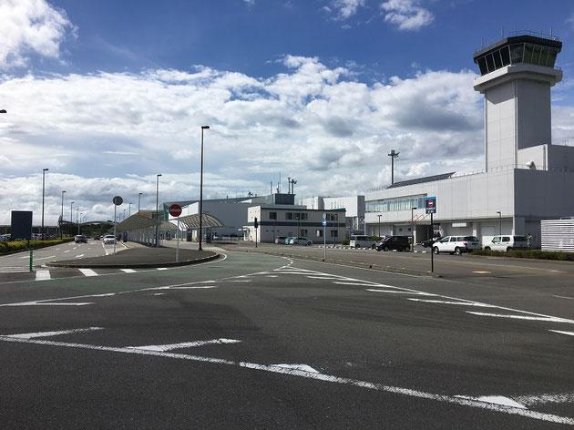 お盆休みの帰省中に静岡空港に行ってきました!