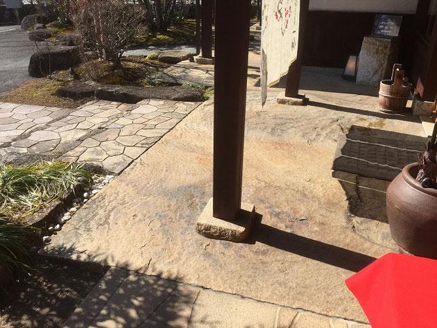 ガーデンドクター柴ちゃんが最も驚いたのがこちら!こんなに大きな石をどうやって据えたんだ!?