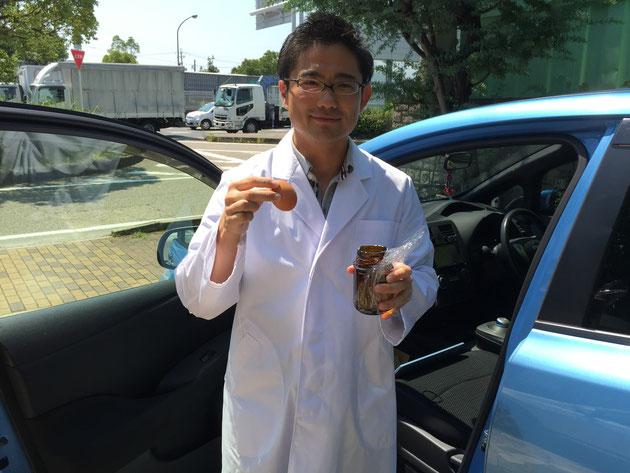 2016年8月8日。あの目玉焼き実験から一年!新たな実験が幕を開ける!