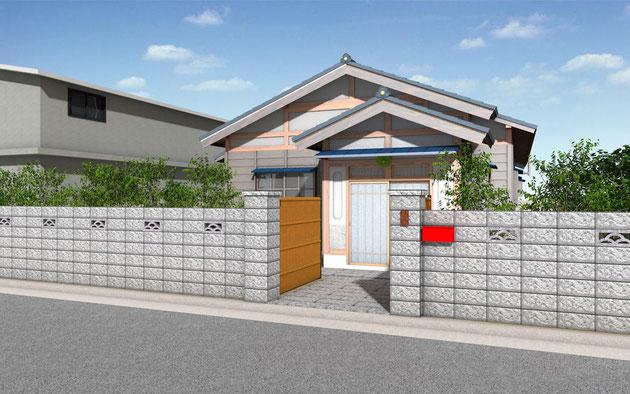 ガーデンドクター柴ちゃんがあの磯野家の庭と外構をリフォーム!!どんな外観に変わるかな?