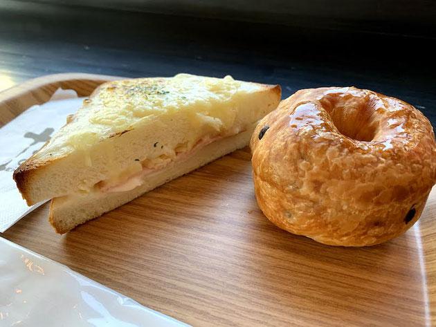 BENKEIさんで朝から美味しいパンをいただく!