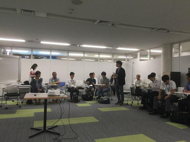 JAGの名古屋サロン会にいってきました!