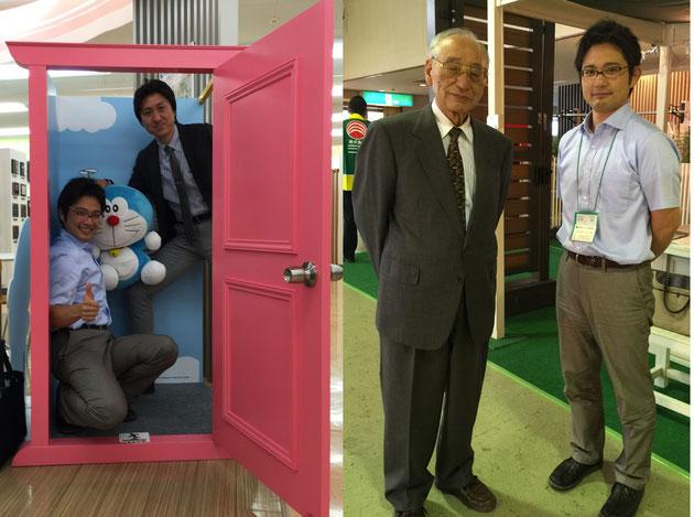 本日は朝から研修2連発!!大熊さんと杉本さんに外構・庭の大切なことを教えていただきました!!