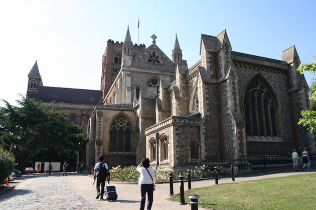 私がいた街にはこんな素敵な大聖堂がありました!